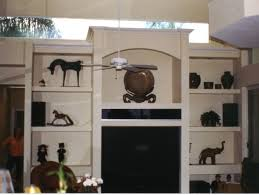 drywall entertainment center wall unit with tinted glass sliding doors drywall home entertainment center plans