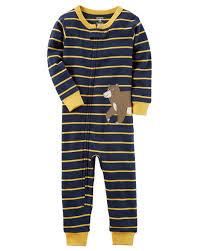 toddler boy pajamas sleepwear carter s shipping display product reviews for 1 piece bear snug fit cotton footless pjs