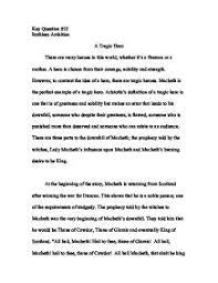 macbeth tragedy essay macbeth essay thesis good macbeth essay quotes henry v analysis essay supernatural in macbeth essay essay