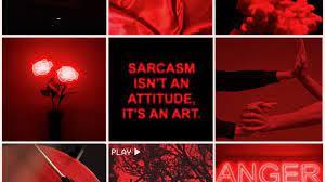 Dark Red Aesthetic Desktop Wallpapers ...