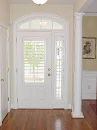 front door window treatmentsFront Door Window Blinds  Home Design