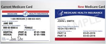 watch for your new care card