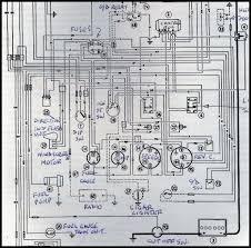 1966 austin healey 3000 wiring a little understanding flickr