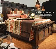 Rustique Old World Bedroom Furniture Southwest