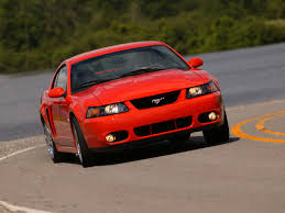 2003 - 2004 Ford SVT Mustang Cobra Review - Top Speed
