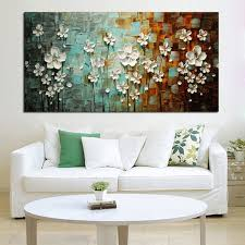 Great Line Get Cheap Beautiful Handmade Paintings Aliexpress. Magnificent  Ideas Paintings For Living Room .