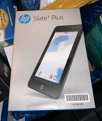 """HP Slate 7 Plus 4200 Tablet 7"""" 8gb for ..."""