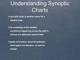 How To Read A Synoptic Chart Australia Understanding Synoptic Charts A Synoptic Chart Is Another