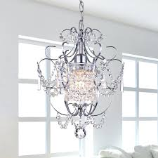 chrome and crystal chandelier the lighting chrome finish metal crystal chandelier free today 32 chrome and crystal chandelier