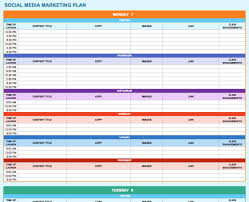 Microsoft Word Schedule Templates Ms Office Schedule Template Under Fontanacountryinn Com