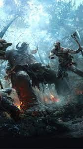 God Of War Ps4 Wallpaper 4k - Mygames ...