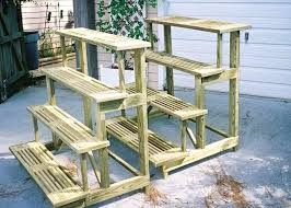 outdoor plant stand ideas plant stands google search diy outdoor wooden plant stand