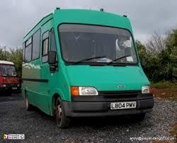 ford van green. green transit minibus ford van s