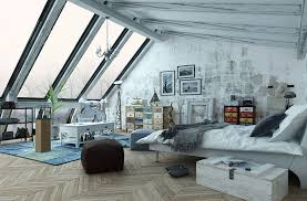 Perhaps your parents let you pick out your favourite paint colour for the. 23 Stylish Loft Bedroom Ideas Design Pictures What You Need To Know