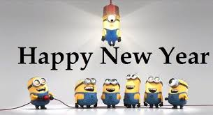 Minion Happy New Year Quotes