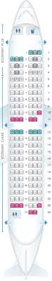 seat map for westjet boeing b737 700