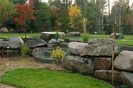 Small Picture Dry Stacked Stone Walls Landscaping Network