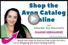 the avon catalog