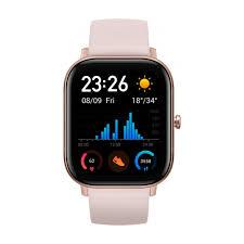 <b>Умные часы</b> Xiaomi <b>Amazfit GTS</b> (розовое золото) — купить в ...