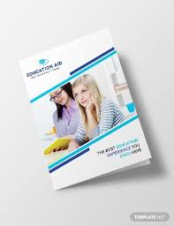 Education Brochure Templates School Brochure Template Free New 19 School Brochure Psd