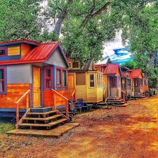 tiny house hotel. the wee casa tiny house hotel in lyons, co. g