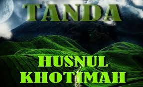 Image result for khusnul khotimah