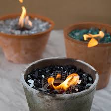non toxic table top fire pits