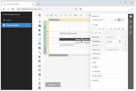 create an angular application with a