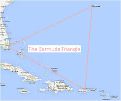 the bermuda triangle is an unofficial area between points  the bermuda triangle is an unofficial area between 3 points bermuda puerto rico