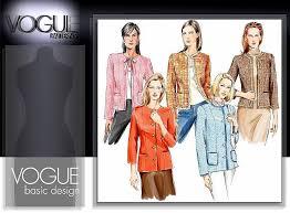 Vogue Jacket Patterns