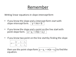 slope intercept form of two points math math calculator calculus