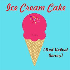 Svt Freelance Series Red Velvet Ice Cream Cake Seventeen
