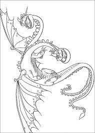 Kids N Funcom Coloring Page How To Train Your Dragon How To Train