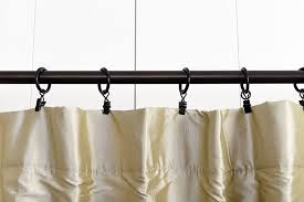clip curtain rings prepare whats the best way to hang your dry how decorate inside