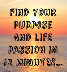 how to your life purpose in 15 minutes work money twin find life purpose passion