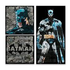 entertainart 3 pack dc comics batman