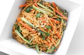 asian cold noodle salad nothing screams summer more than a crispy crunchy asian