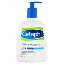 cetaphil oily skin cleanser 500 ml