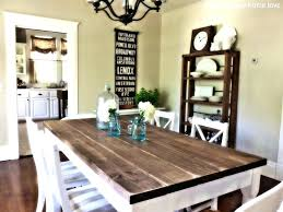 white farmhouse table cabinet good looking farm personable kitchen sets rustic wood dining target threshold round white farmhouse table and chairs