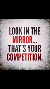 Look In The Mirror Quotes Extraordinary Look In The Mirror InspireMyWorkout A Collection Of Fitness