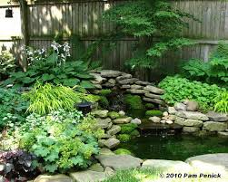 Small Picture Shade Garden Designs Garden Design Ideas