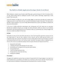application developer resume. Application Developer Resume Web Developer Resume Objective Python