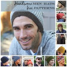 Easy Knit Hat Pattern Free Classy 48 Incredibly Handsome Winter Hats For Men To Knit Or Crochet