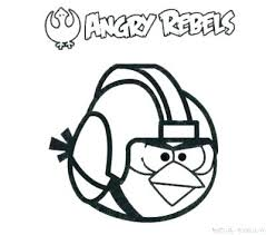 coloring pages angry birds coloring star wars pages free printable book