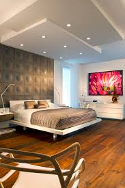 Bedroom Bedroom Cool And Calm Design Modern Look At Neutral Color