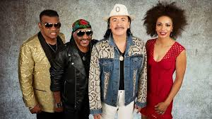 Review: The <b>Isley Brothers</b> and <b>Santana's</b> 'Power of Peace' - Rolling ...