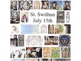 St. Swithun, July 15th | Teaching Resources