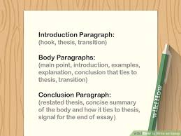How To Do Essay How To Write An Essay With Pictures Wikihow