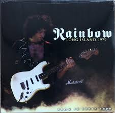 <b>Rainbow</b> - <b>Long Island</b> 1979 Down To Earth Tour (2015, Gatefold ...