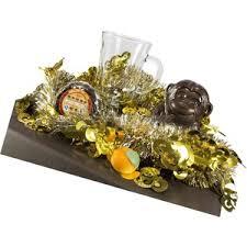 Подарочный набор <b>Happy New Year</b>: бокал, чай, шоколадная ...